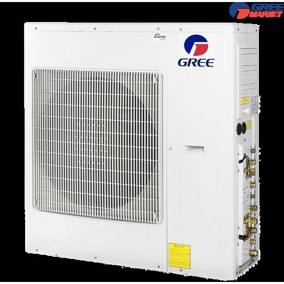 Зовнішній блок GREE GWHD(42)NK3BO 5 помещений