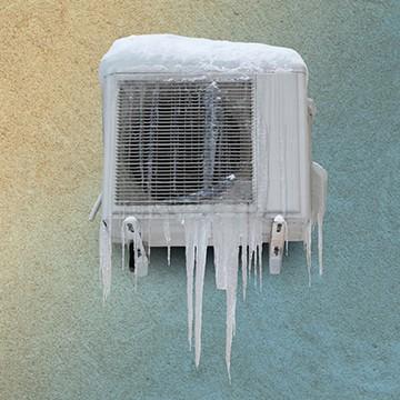 Можно ли кондиционер включать зимой? Как правильно это делать